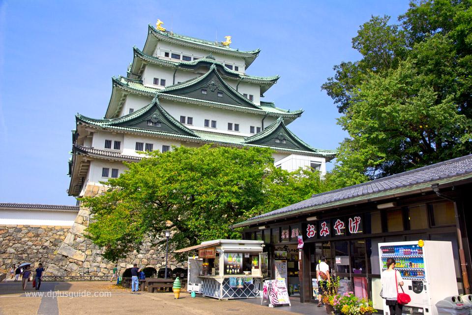 เที่ยวญี่ปุ่น ปราสาทนาโงยา (Nagoya Castle) แลนด์มาร์กสำคัญของการท่องเที่ยวจูบุ