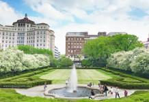 เที่ยเที่ยวนิวยอร์ก ชมสวน Conservatory Garden ในเซนทรัลพาร์ควนิวยอร์ก ชมสวน Conservatory Garden ในเซนทรัลพาร์ค
