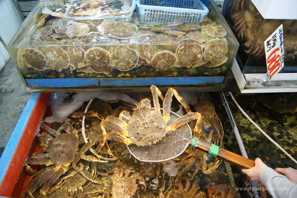 เที่ยวฮอกไกโด เมืองโอตารุ อิ่มท้องริมคลองไปกับร้าน Kitano Ryoba Otaru Ungaten