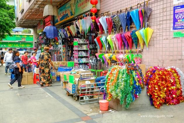 เที่ยวจีน ช้อปสินค้าส่ง ที่กวางโจว ตึก Debao Trade Square