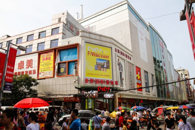 เที่ยวจีน ช้อปสินค้าส่ง ที่กวางโจว Zhan xi lu (จ้านซีลู่) รวม 3 ตลาดฮอตไว้ในที่เดียว