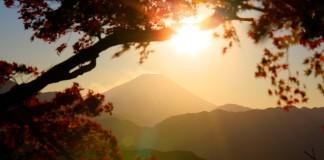 เป้าหมายของเรา ชมพระอาทิตย์ตกที่ยอดเขาทาคะโอะ (Mt.Takao) เมืองฮะชิโอจิ (Hachioji)
