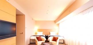 ด้านในโรงแรม BEST WESTERN Hotel Fino Sapporo ใกล้สถานีรถไฟซัปโปโร