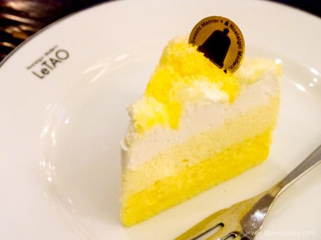 ของฝากจากฮอกไกโด ชีสเค้ก Double Fromage รสต้นตำรับ จากร้าน LeTAO เมืองโอตารุ หากจะซื้อกลับต้องระวังเรื่องวันหมดอายุให้ดีนะ!