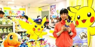 เที่ยวญี่ปุ่น ร้าน Pokémon Store ร้านขายสินค้าโปเกมอน ที่ Tokyo Character Street