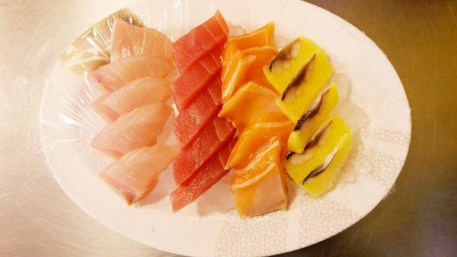 เที่ยวไต้หวัน กินอะไรดี? ปลาดิบ หรือ ซาซิมิ - ไต้หวัน ทุกเมือง