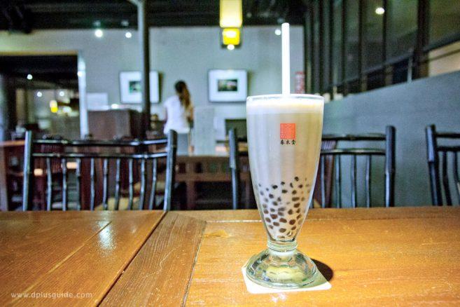 เที่ยวไต้หวัน กินอะไรดี? ชานมไข่มุก หรือ เจินจูไหน่ฉา (珍珠奶茶) - ไต้หวัน ทุกเมือง