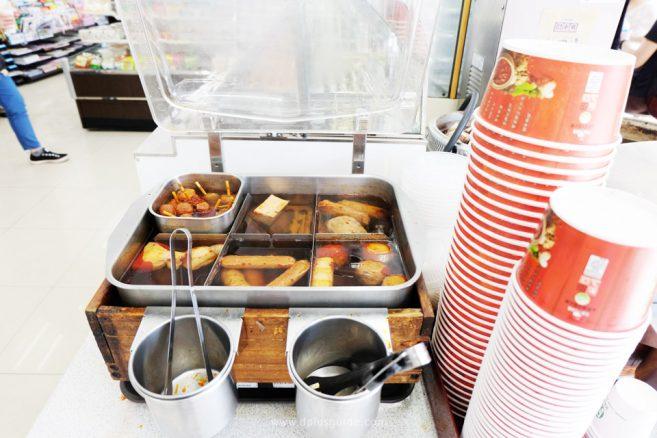 เที่ยวไต้หวัน กินอะไรดี? เครื่องดื่ม อาหาร และขนมในร้านสะดวกซื้อ - ไต้หวัน ทุกเมือง