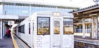 นั่งรถไฟเที่ยวญี่ปุ่น ขบวนรถไฟภัตตาคาร Tohoku Emotion