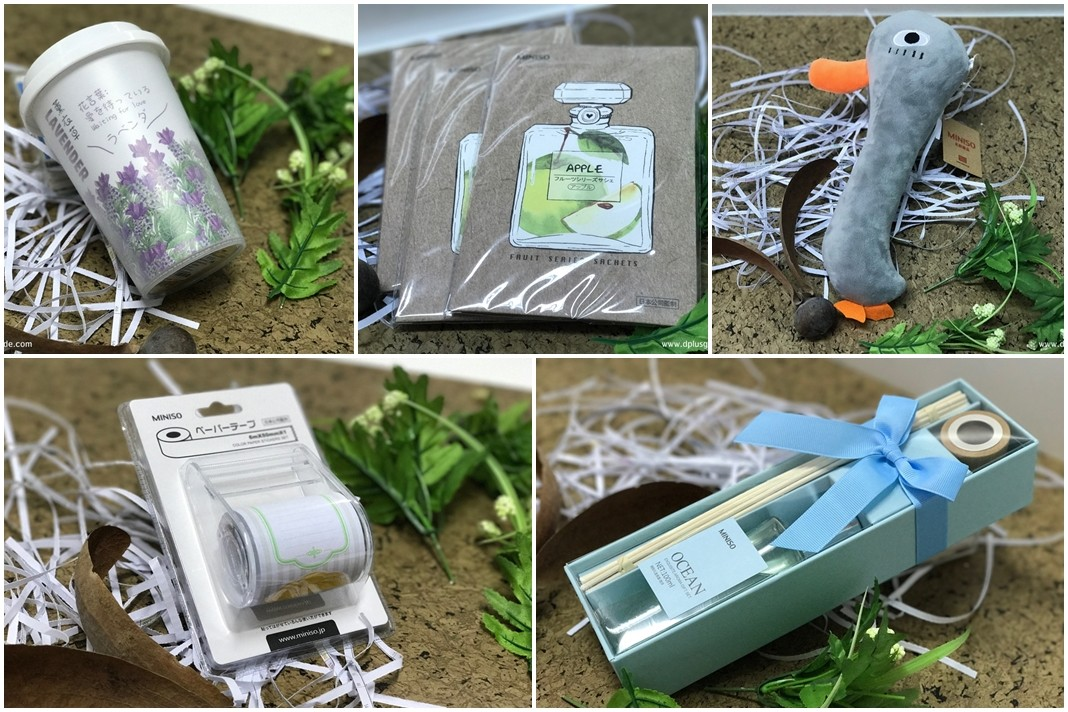 เปิดถุงช้อปปิ้งทีมงาน DPlus Guide ดู 6 สินค้าสุดได้ใจจากร้าน MINISO