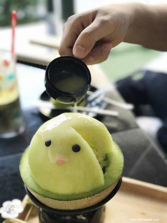 Bingsu Melon