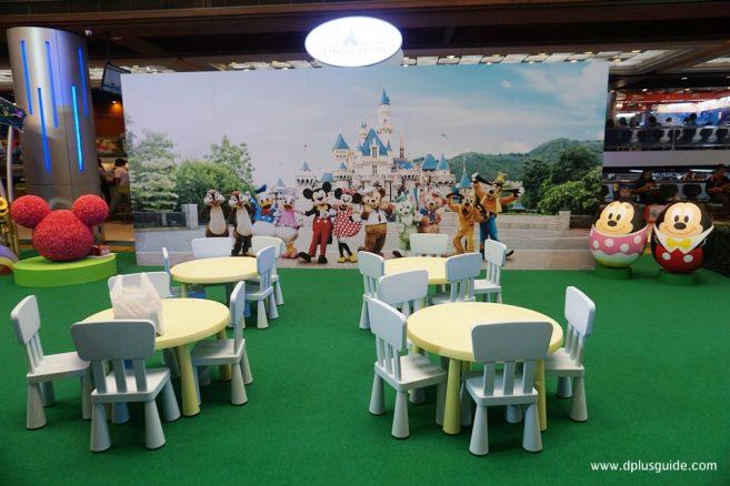 บูธ Disneyland