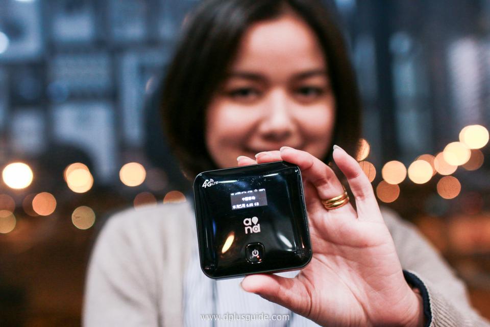 รีวิวการเช่า Pocket Wifi ของ Smile Wifi ไปเที่ยวจีน
