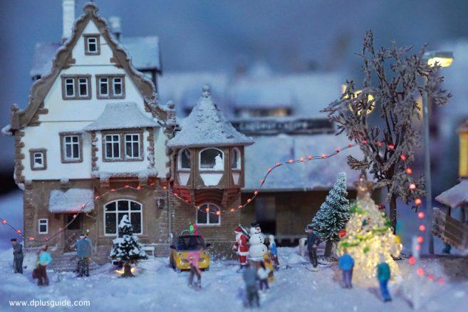 บรรยากาศช่วงคริสมาส