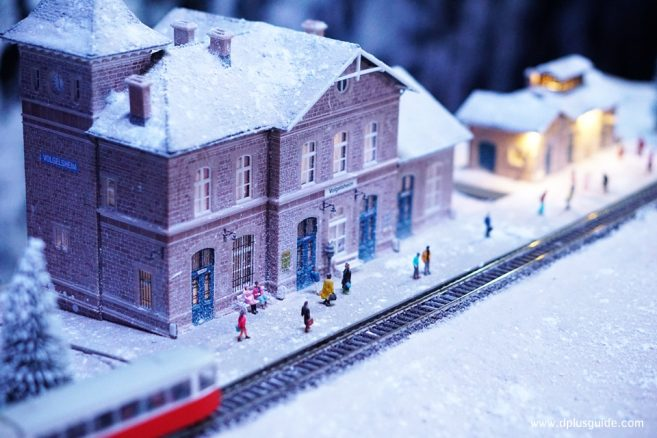 ย่านชุมชนของโซน Snow Port