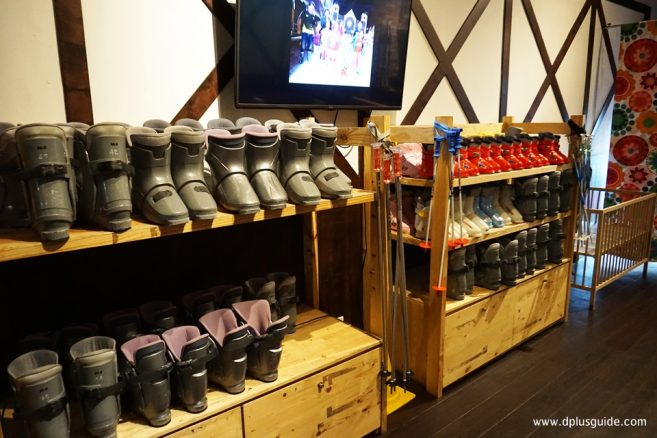Ski Instructor Room บริการฝึกสอนสกีหิมะ