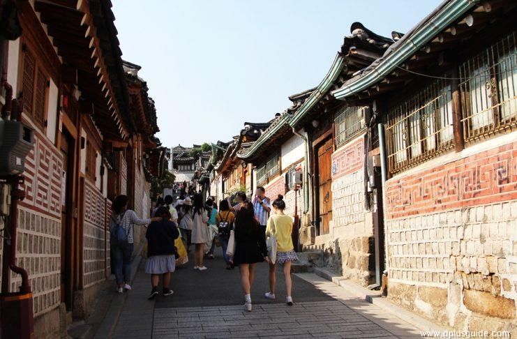 เที่ยวเกาหลี รวม 8 จุดชมวิวถ่ายรูป+2 คาเฟ่น่ารัก หมู่บ้านบุกชอนฮันอก (Bukchon Hanok Village) ที่ถ้าพลาดก็เหมือนไม่ได้มา!