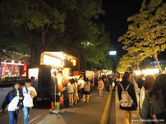 Cheonggyecheon Time Slip Market