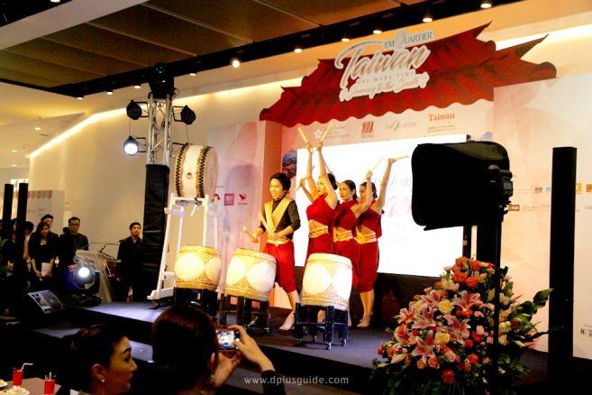 พิธีเปิดงาน Taiwan One More Time #3