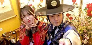 แนะนำร้านเช่าชุดฮันบก GOGUAN HANBOK STUDIO ย่านมยองดง ใกล้รถไฟใต้ดิน สถานี Myeong-dong