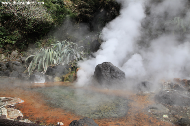 Yama Jigoku (Mountain hell)