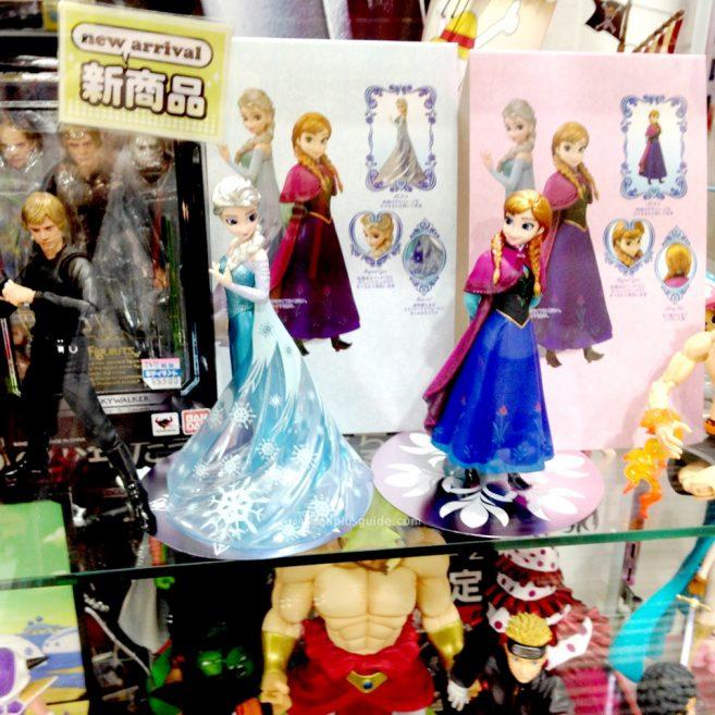 เที่ยวโตเกียว สินค้าเจ้าหญิงดิสนีย์ (Disney Princess) ที่ตึก KIDDY LAND