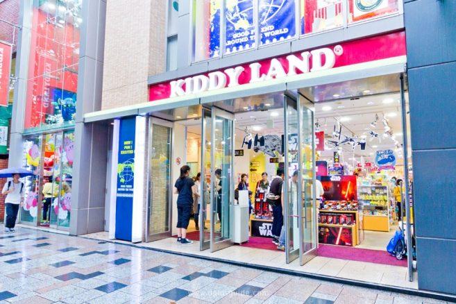 เที่ยวโตเกียว พาไปดูตึก KIDDY LAND แหล่งคาแรกเตอร์แบรนด์ฟรุ้งฟริ้ง