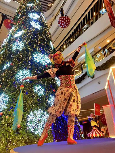 ภาพจาก เฟซบุ๊ก Central Plaza Grand Rama 9