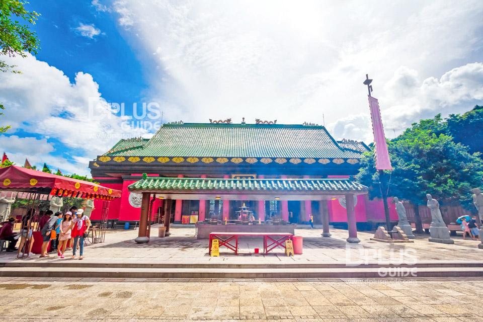 วัดกังหันแชกุงหมิว (Che Kung Temple)