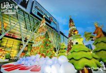 เที่ยวกรุงเทพฯ รวมพิกัดถ่ายรูป-ชมไฟ ช่วงปีใหม่ย่านใกล้รถไฟฟ้า BTS และรถไฟใต้ดิน MRT