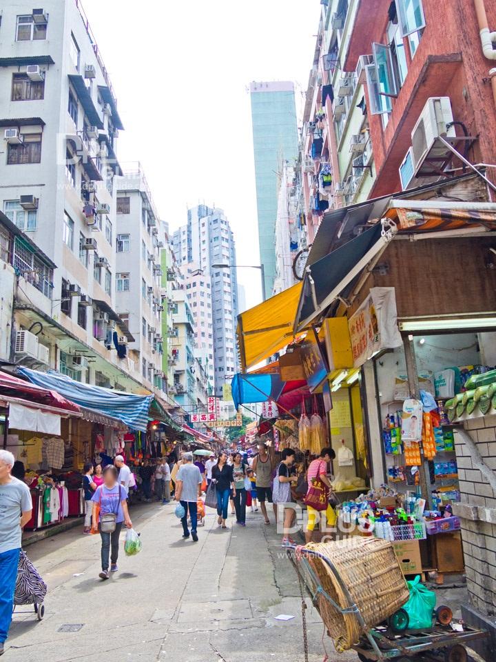 ตรอก Fu Shin Street