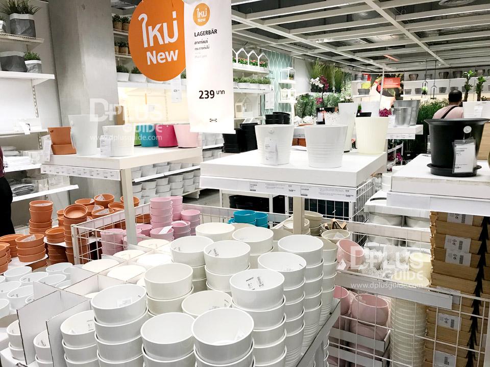 โซนของตกแต่งบ้าน ที่อีเกีย (IKEA) เมกาบางนา