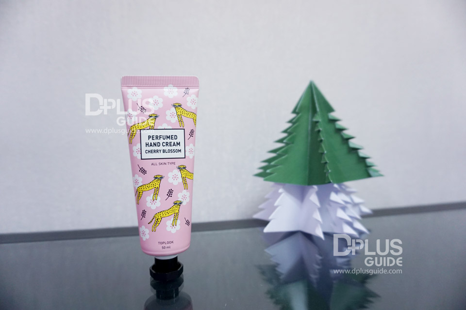 TOPLOOK PERFUMED HAND CREAM