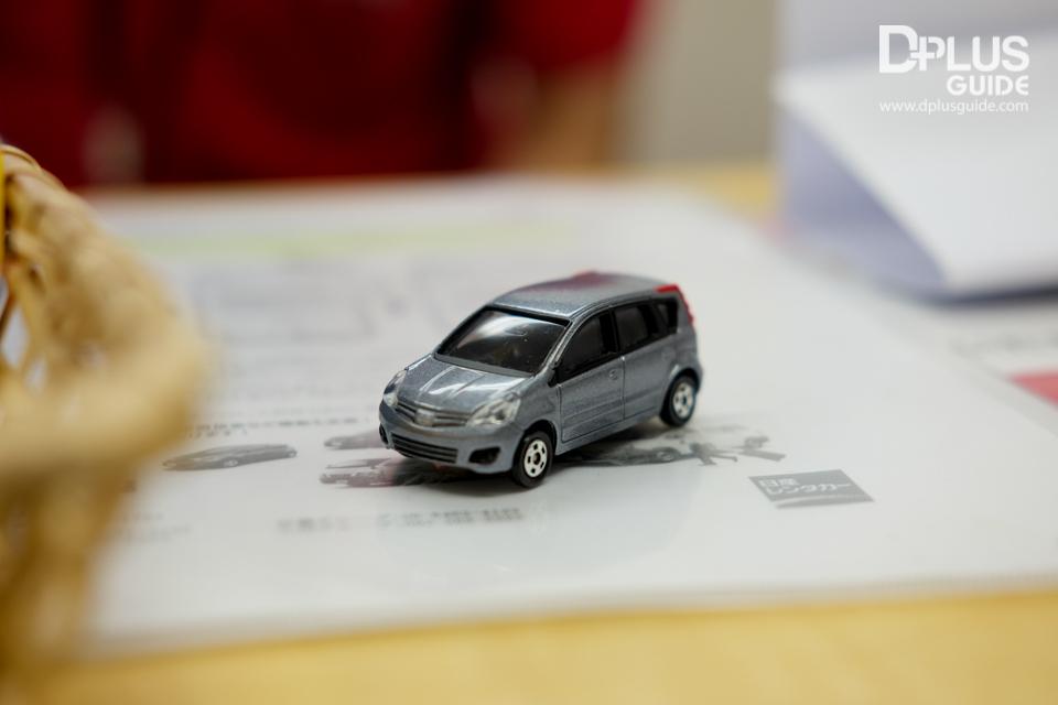 การเช่ารถขับที่ญี่ปุ่นทำให้เราบริหารเวลาเองได้