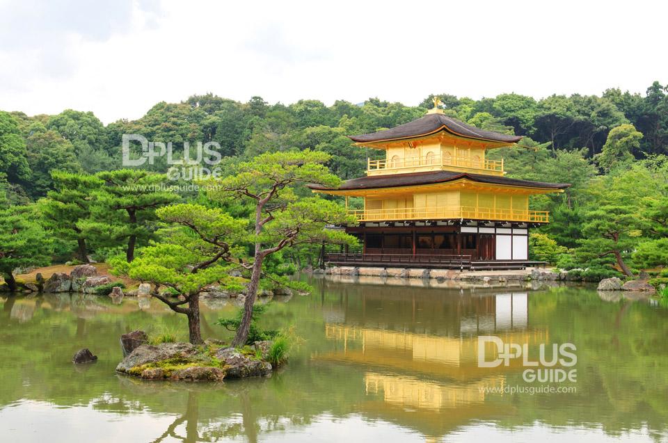วัดปราสาททองคินคะคุจิ