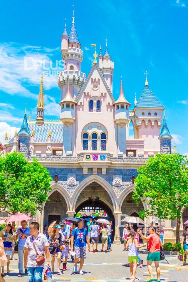 สวนสนุก Hong Kong Disneyland