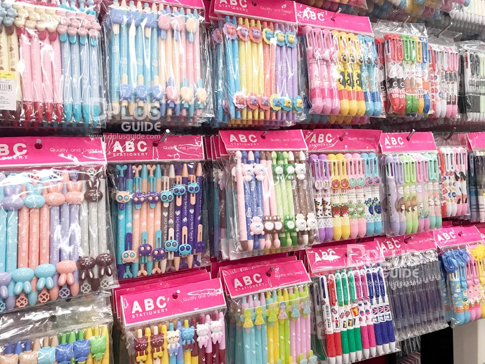 ปากกาแบบแพ็ก