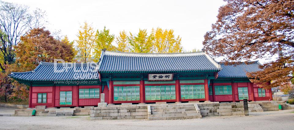 Sungyunkwan ซุงเคียนควาน