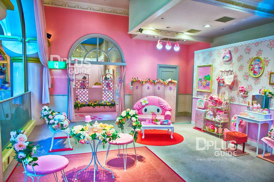 ซานริโอ พูโรแลนด์ (Sanrio Puroland) อาณาจักรแห่งความมุ้งมิ้งของคนรักตัวละครจาก Sanrio