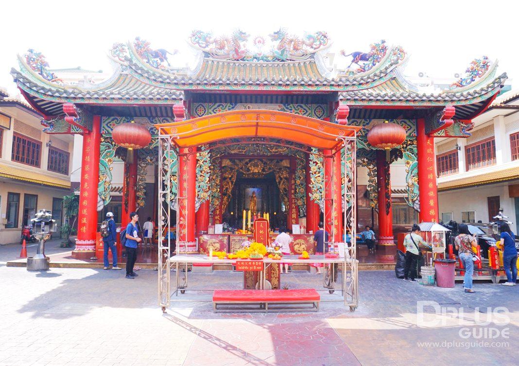 เที่ยวไทย ย่านเยาวราช ไหว้พระเสริมดวง ต้อนรับเทศกาลตรุษจีน
