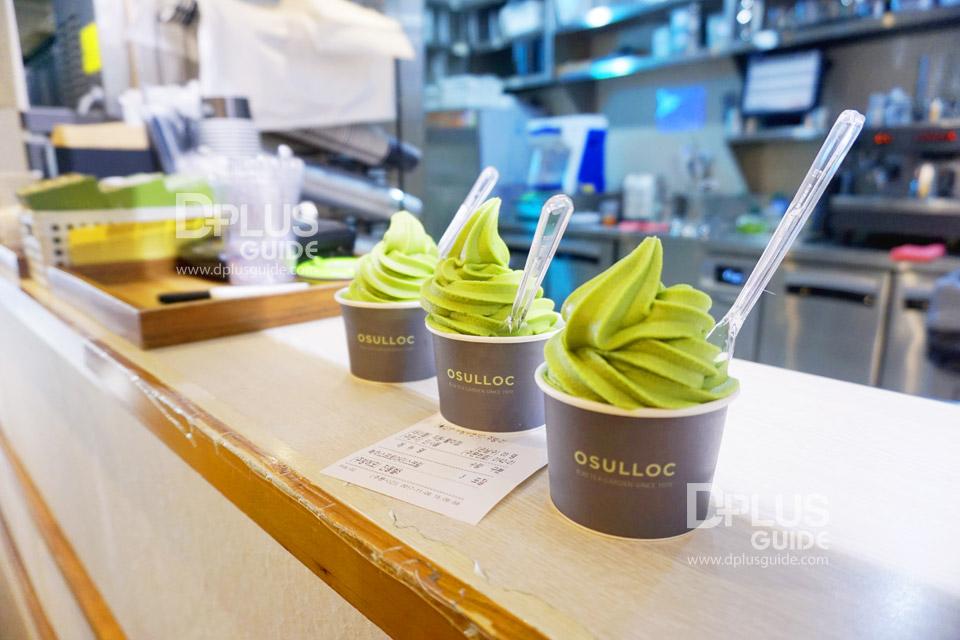 เอาใจคนรักชาเขียว ต้องไม่พลาด ร้าน OSULLOC TEA HOUSE