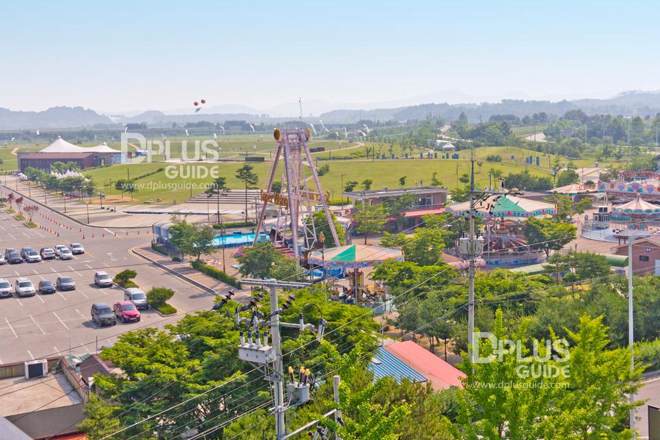 สวนสนุก Pyeonghoa Land