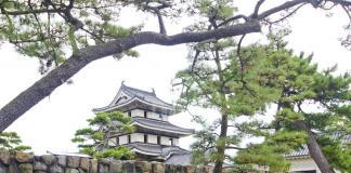 Takamatsu Castle Ruins