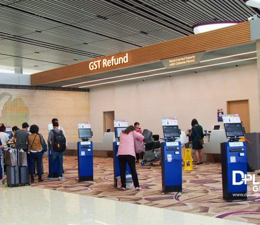 อปให้ได้เงินคืนกับขั้นตอนขอ Tax Refund ที่สิงคโปร์