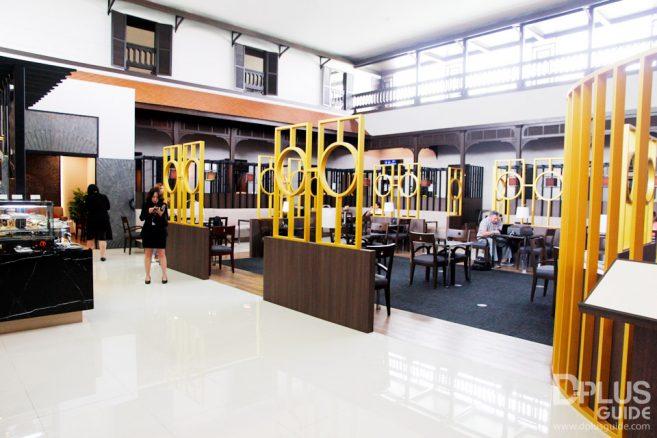 รีวิว MIRACLE LOUNGE มิราเคิล เลานจ์ ห้องรับรองเปิดใหม่ในเครือมิราเคิลกรุ๊ป
