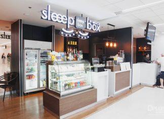 พาไปดูห้องพักแคปซูล sleeep box by MIRACLE สนามบินดอนเมือง พื้นที่ใหม่ไฉไลกว้างใหญ่กว่าเดิม