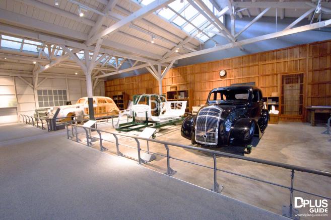 พิพิธภัณฑ์ Toyota Commemorative