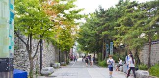 ถนนกัมโกดังกิล Gamgodang-gil