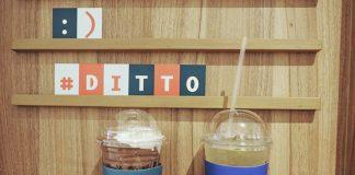 ditto MODERN TEA ร้านของคนรักดื่มชา