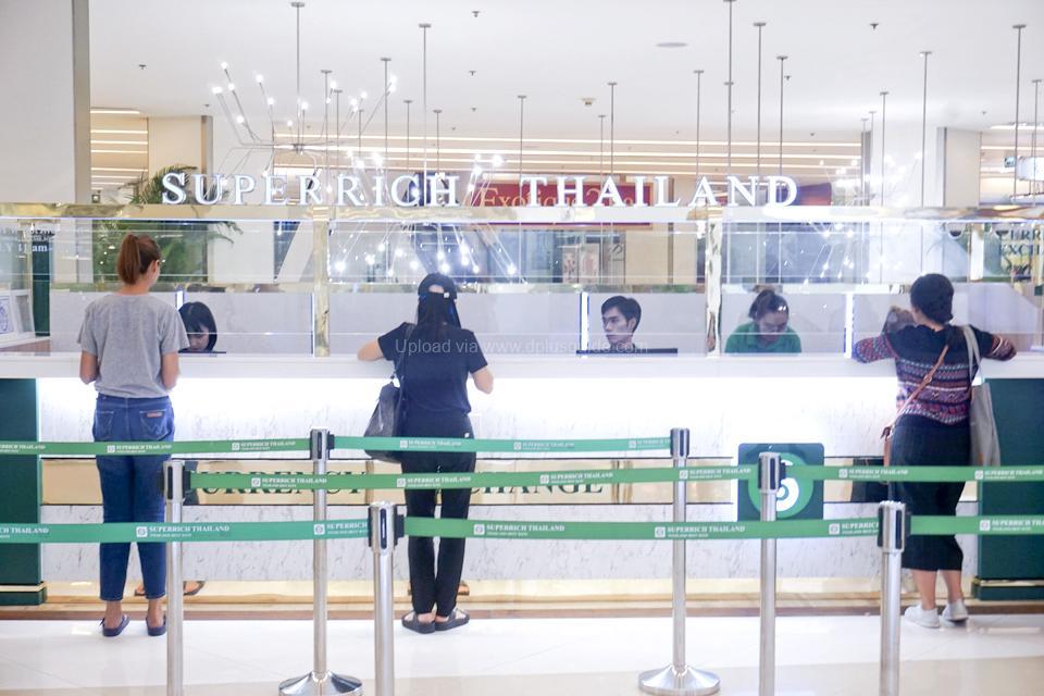 รู้รึยัง? แลกเงินโดยใช้บัตรเครดิตได้แล้วนะที่ SUPERRICH THAILAND